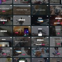 Slides Framework – Create Beautiful Animated Websites