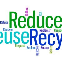 ​5RE: REthink, REduce, REuse, REcycle, RECUPERATE