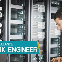 How to go above and beyond your peers and successfully find work as a freelance network security engineer
