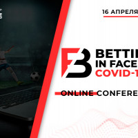 Онлайн конференция Betting in face of COVID-19