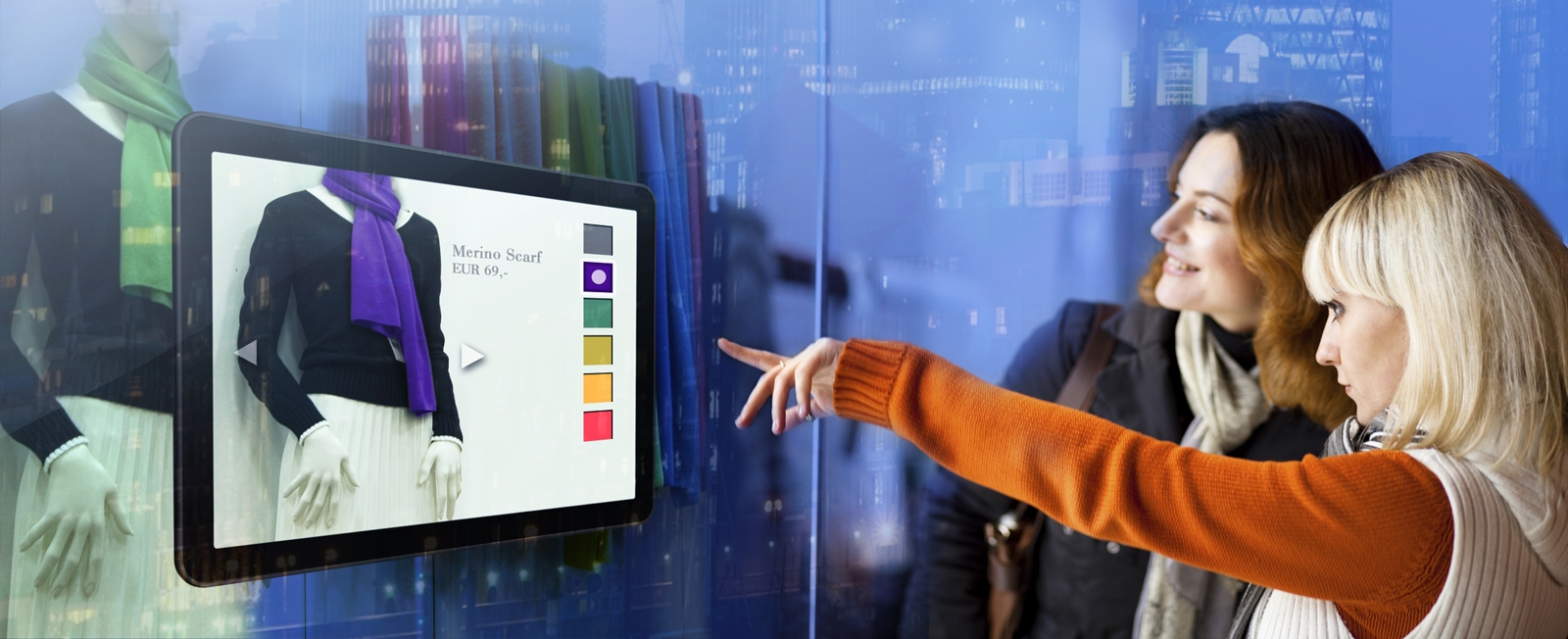 Interactive-window-responds-to-shoppers-