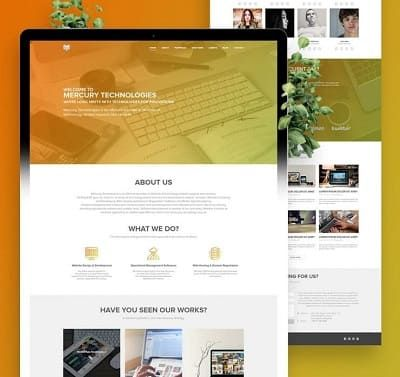 Single-Page-Website-Template-PSD-740x698