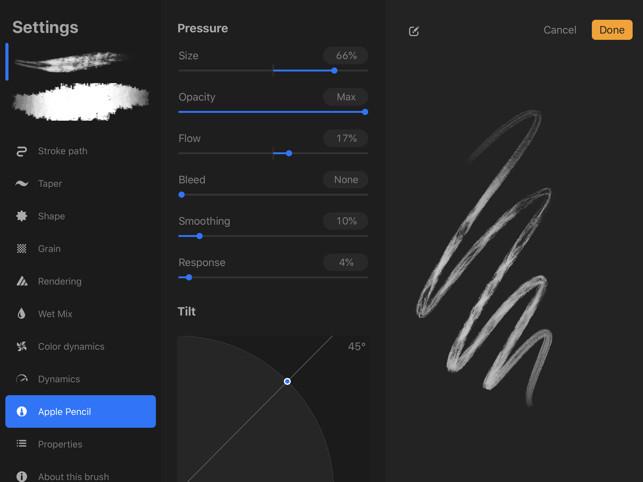Топ-10 графических редакторов для iPad